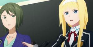 刀劍神域:愛麗絲把自己打包成快遞,桐人快來接收啊