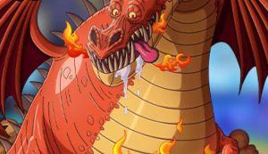 海賊王:最高大的10個生物,龐島的人造龍墊底,象主有幾萬米高