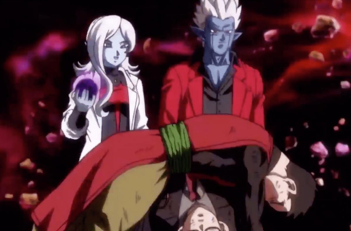 龍珠英雄:弗父母登場,比魯斯召喚超級神龍