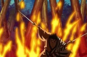 海賊王:擁有特殊火焰的5位角色,馬爾科的能救人,Mr.3自燃