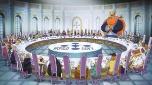 海賊王:世界會議後續分析,薩博和薇薇生命攸關,女帝被海軍襲擊
