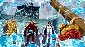Read more about the article 海賊王:頂上戰爭中為路飛開路的6大強者,只有巴基是被動行為