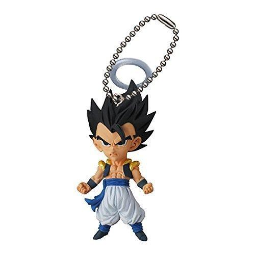 Gogeta UDM Burst 15 Dragon Ball Gashapon Keychain