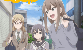 Joshikausei الحلقة 1