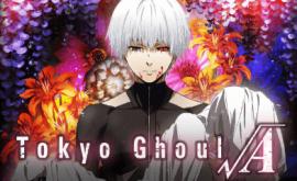 Tokyo Ghoul √A الحلقة 1