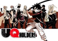 UQ Holder  All About Manga & Anime