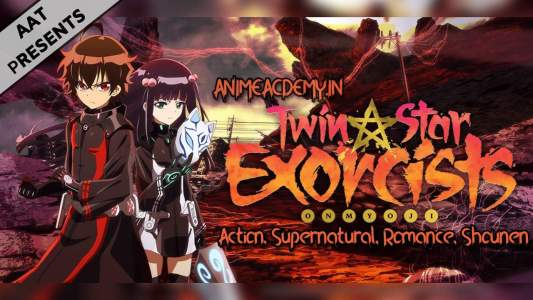 Twin Star Exorcists Hindi Subbed [13/50]