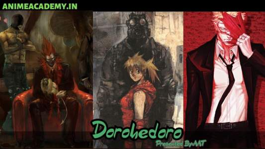 Dorohedoro Hindi Subbed [01/12]