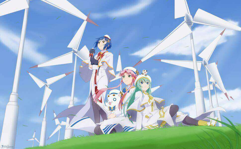 Aria The Animation (S3) BD Subtitle Indonesia Batch (Episode 01-13)