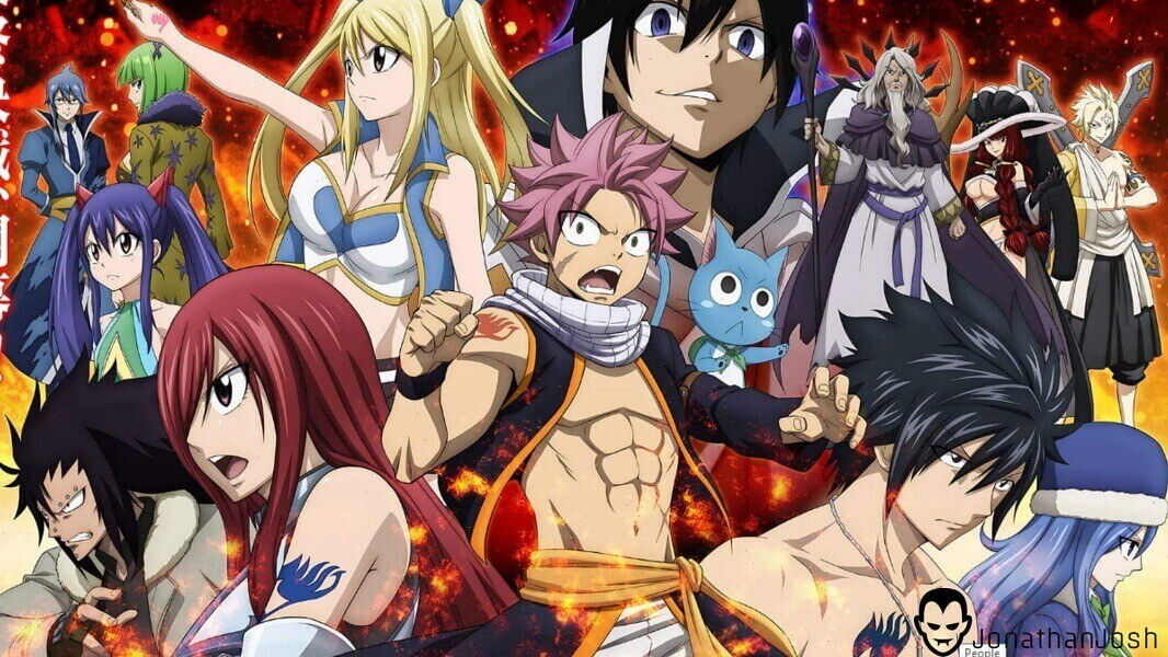 Fairy Tail: Final Series Subtitle Indonesia Batch (Episode 01-51)
