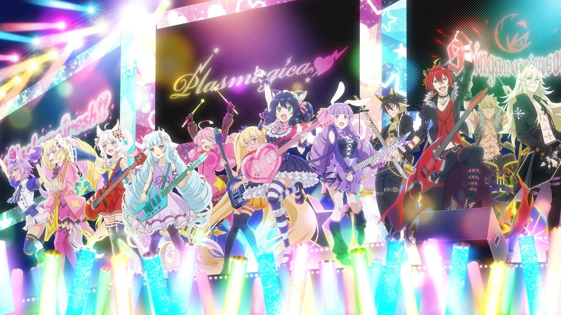Show by Rock!! Stars!! Batch Subtitle Indonesia