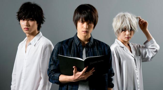 Death Note Live Action (2015) Subtitle Indonesia
