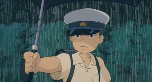 傘を貸すカンタ
