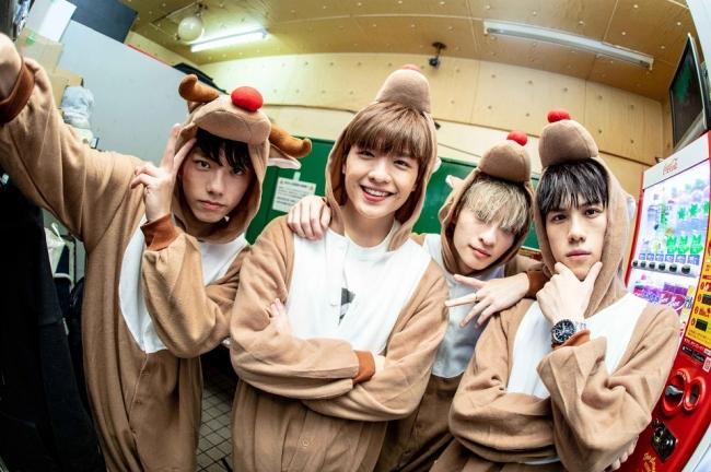 アニメ「ゾイドワイルド」EDテーマ担当の台湾バンドnoovyが来春の3rdツアーを発表!