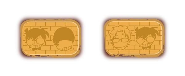 ▲ 『名探偵コナンたい焼き』(全1種)500円(税込)