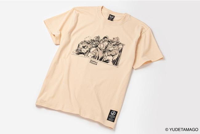 KMA Tシャツ [DPリノベーション2] ナチュラル