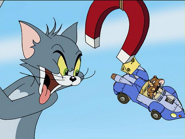トムとジェリー:ワイルド・スピード
