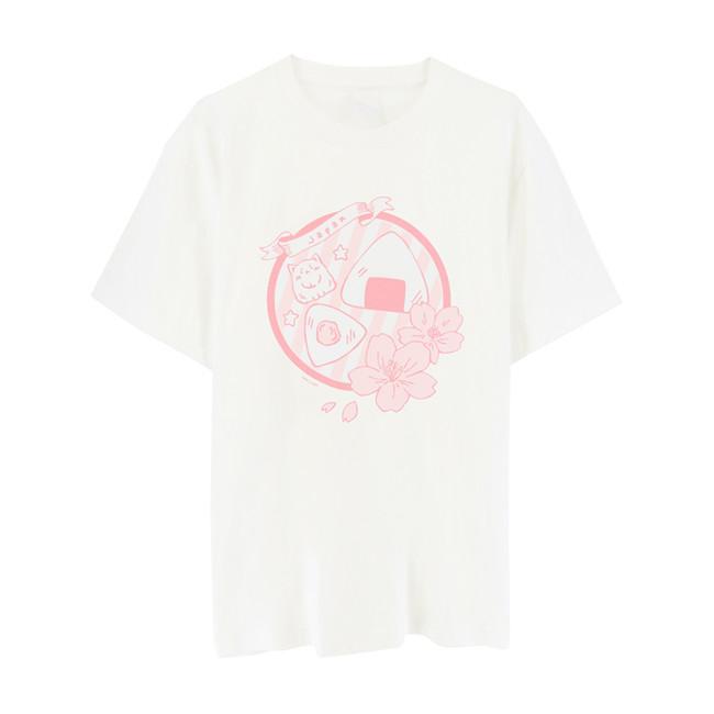 キャラクターイメージTシャツ(日本)