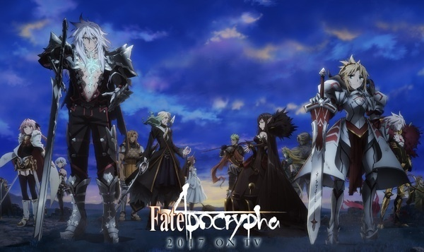 Download Opening Ending Fate/Apocrypha