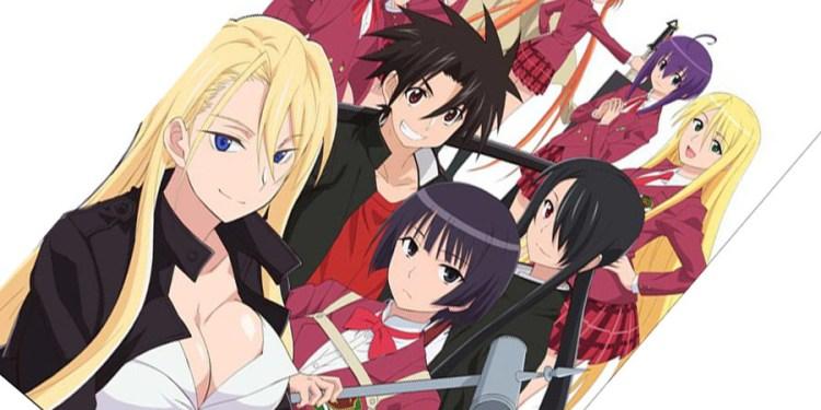 Anime Ost: Download Opening Ending UQ Holder!: Mahou Sensei Negima! 2