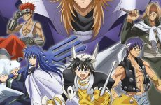 Anime Ost: Download Bubuka ending Hakyuu Houshin Engi