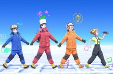 Anime East: Download Opening Ending Sora yori na Tooi Basho