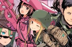 Anime Ost: Download Opening Ending Sword Art Online Alternative: Gun Gale Online
