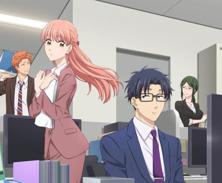 Anime Ost: Download Opening Ending Wotaku ni Koi wa Muzukashii