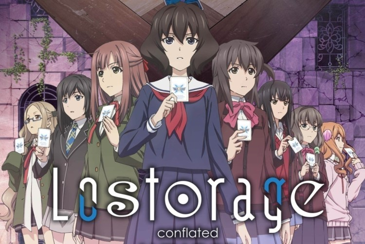 Anime Ost: Download Opening Ending Lostorage Conflated WIXOSS