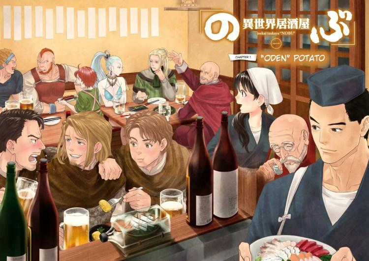 Anime Ost: Download Opening Ending Isekai Izakaya