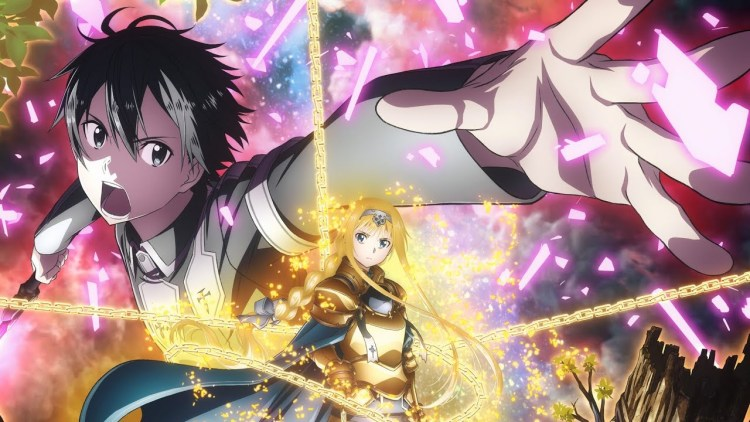 Anime Ost: Download Opening Ending Sword Art Online: Alicization