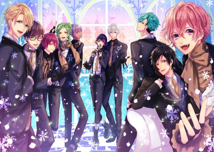 Anime Ost: Download Opening Ending B-Project: Zecchou*Emotion