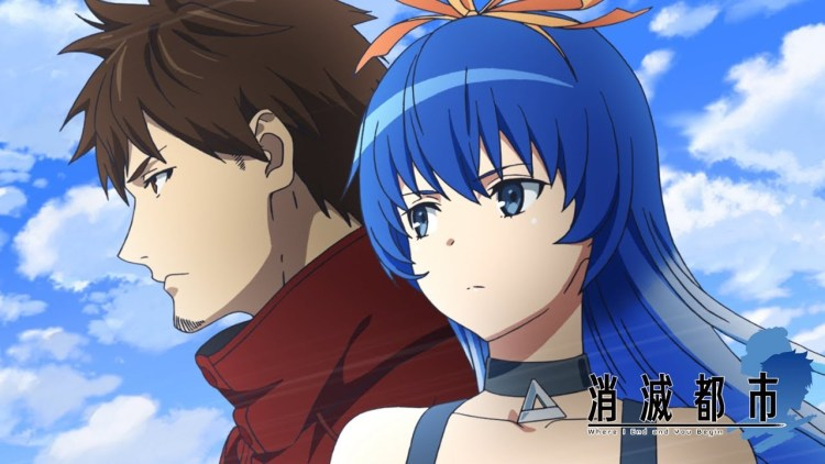 Anime Ost: Download Opening Ending Shoumetsu Toshi