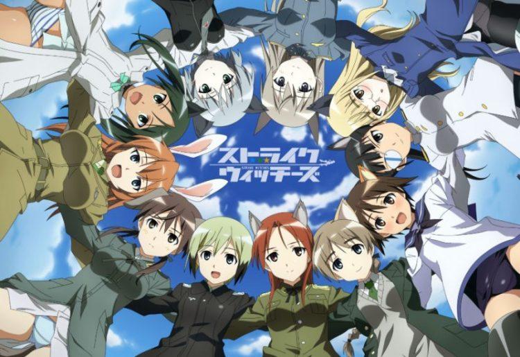 Anime Ost: Download Opening Ending Strike Witches: 501 Butai Hasshin Shimasu!