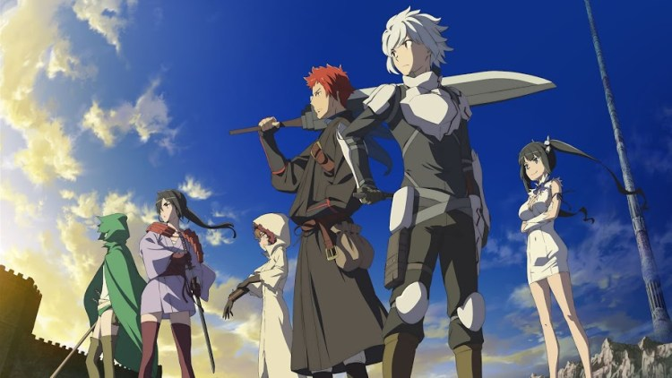 Anime Ost: Download Opening Ending DanMachi Season 2