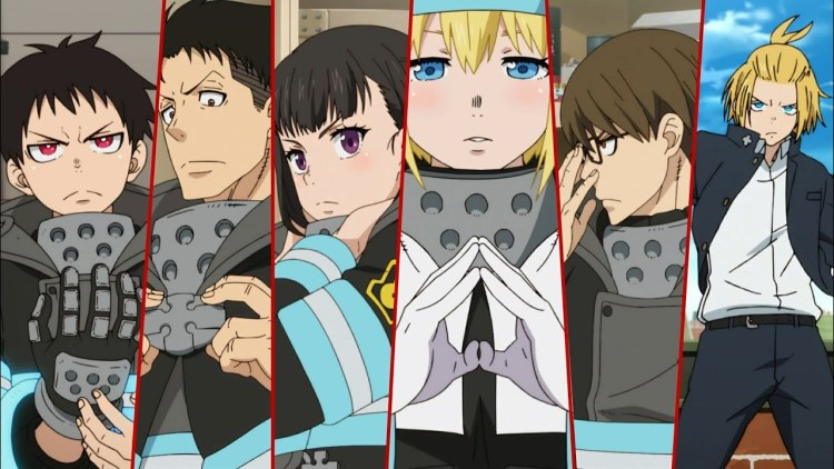 Anime Ost: Download Opening Ending Enen no Shouboutai