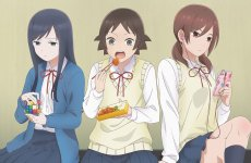 Anime Ost: Download Opening Ending Joshikousei no Mudazukai