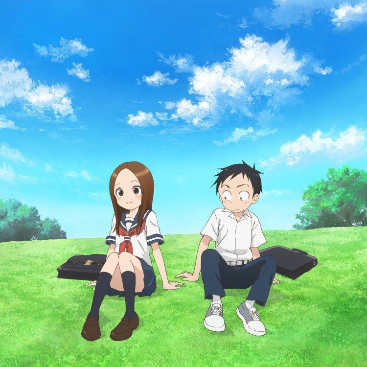 Rie Takahashi - Konayuki (Karakai Jouzu no Takagi-san Season 2 ED 2)