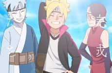 Haruka Fukuhara - Mikansei na Hikaritachi (Boruto: Naruto Next Generations ED 10)