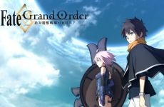 Anime Ost: Download Opening Ending Fate/Grand Order: Zettai Majuu Sensen Babylonia