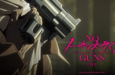 Anime Ost: Download Opening Ending No Guns Life