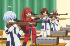 Anime Ost: Download Opening Ending Rifle Is Beautiful