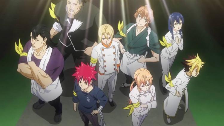 Anime Ost: Download Opening Ending Shokugeki no Souma Season 4
