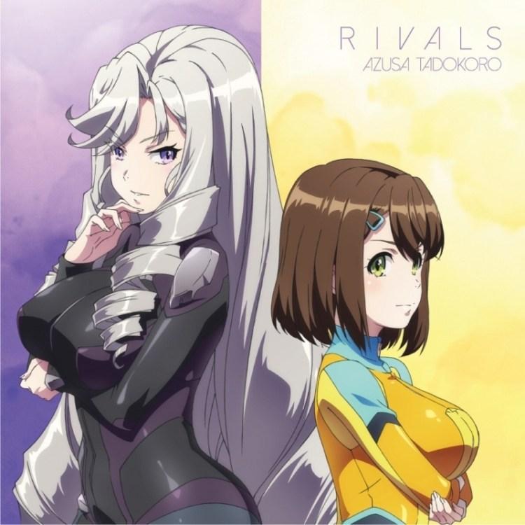 Azusa Tadokoro - RIVALS (Kandagawa Jet Girls ED)