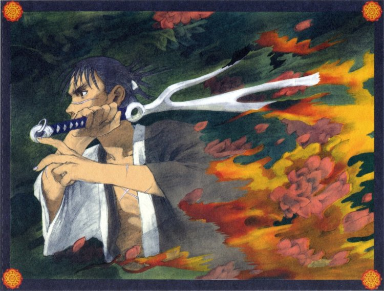 Anime Ost: Download Opening Blade of the Immortal
