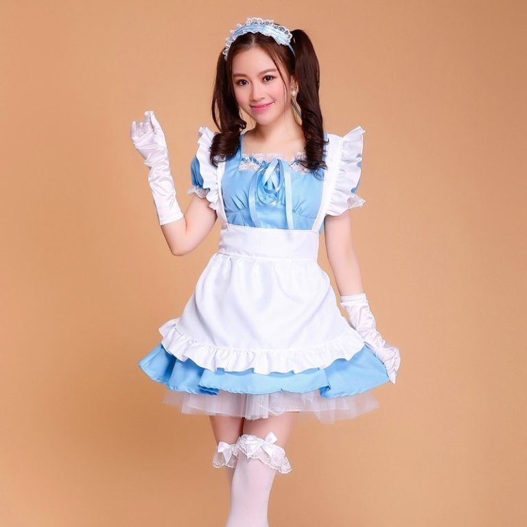 sexy maid costumes women french anime kids naughty adult