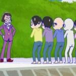 おそ松さん2期2話の感想・考察・解説!イヤミは6つ子を見分けてる?
