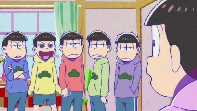 おそ松さん 2期 6つ子