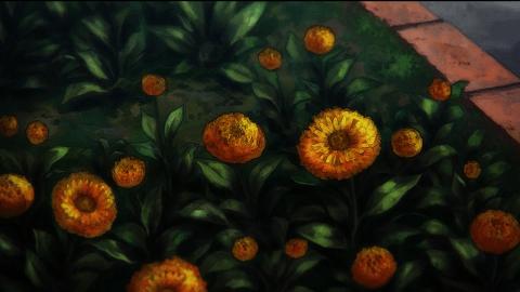 デビルズライン 花