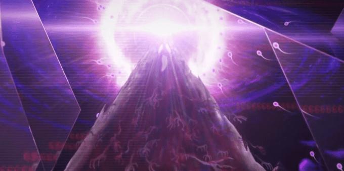 魔法少女サイト魔法 05 OP テンペスト